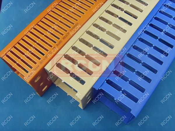 PVC線槽的安裝-綜合布線